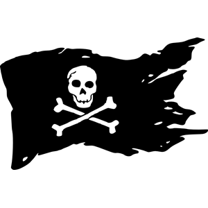 Pirate Flag Clipart, Cliparts Of Pirate -Pirate Flag clipart, cliparts of Pirate Flag free download (wmf, eps, emf, svg, png, gif) formats-7