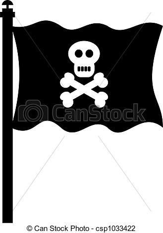 pirate flag - csp1033422-pirate flag - csp1033422-5