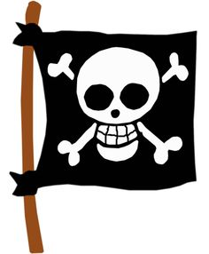 PIRATE FLAG-PIRATE FLAG-9