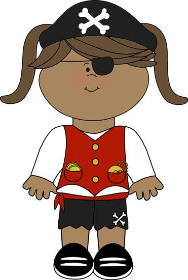 Pirate Girl Clip Art Image Clipart Panda Free Clipart Images
