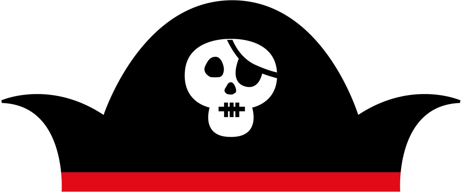 Pirate Hat Clipart Clipart Best-Pirate Hat Clipart Clipart Best-16