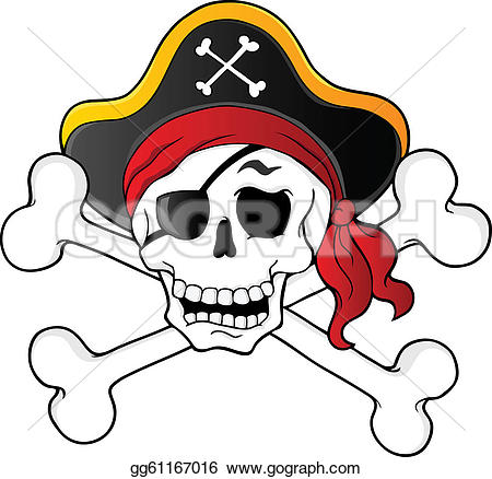 Pirate Parrot u0026middot; Pirate skull theme 1