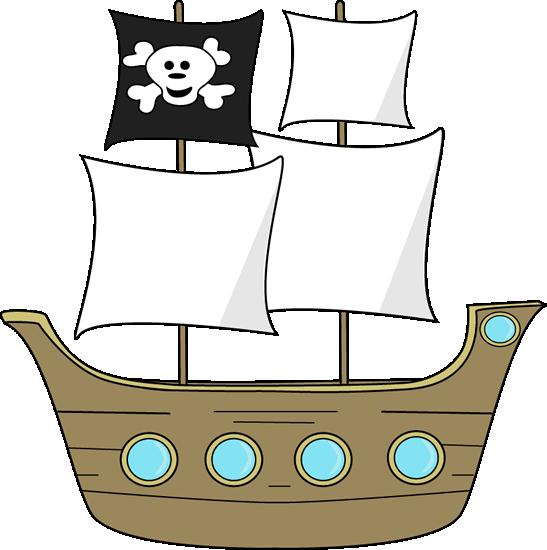 Pirate Ship Clip Art - Pirate Ship Image-Pirate Ship Clip Art - Pirate Ship Image-17
