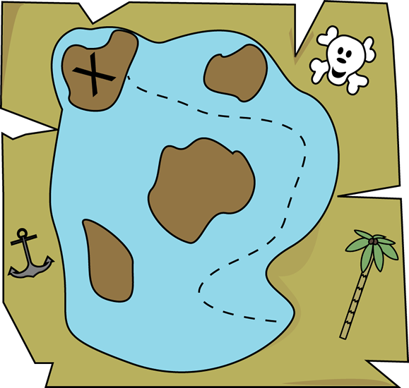 Pirate Treasure Map-Pirate Treasure Map-10