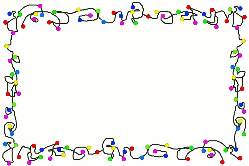 Pix For Christmas Light Border Clip Art-Pix For Christmas Light Border Clip Art-11