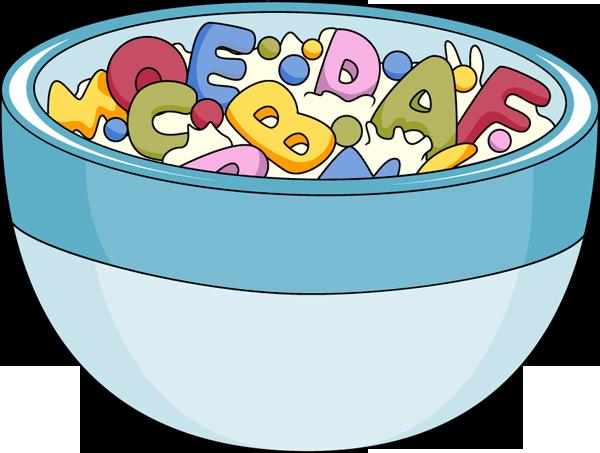 Pix For Clip Art Cereal Bowl