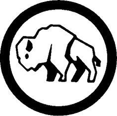 Pix For U0026gt; Bison Clip Art Black An-Pix For u0026gt; Bison Clip Art Black And White-15
