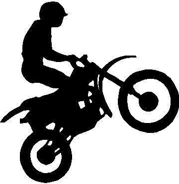 Pix For u0026gt; Cartoon Dirt Bikes