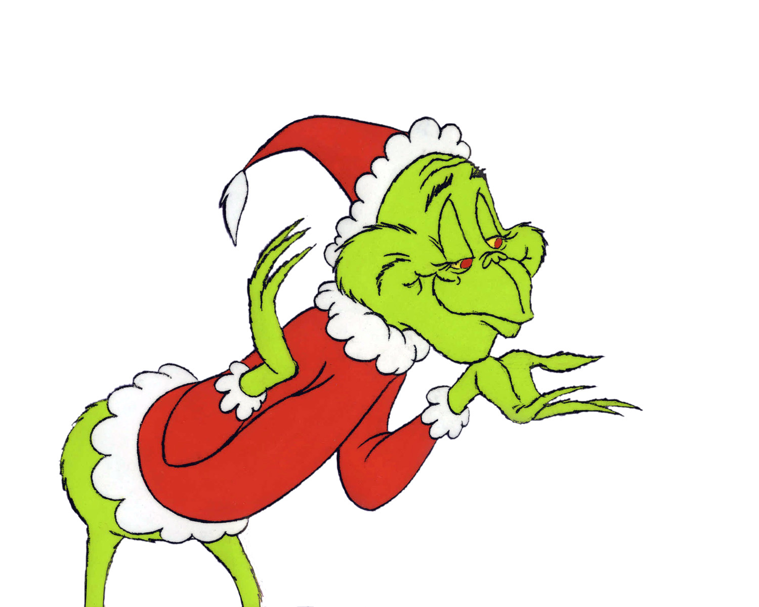 Pix For u0026gt; The Grinch Who Stole .