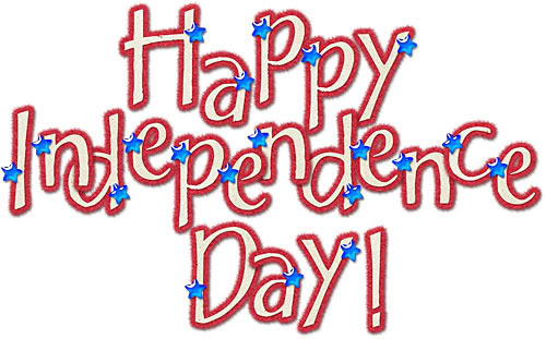 Pix For Happy Independence Day Clip Art