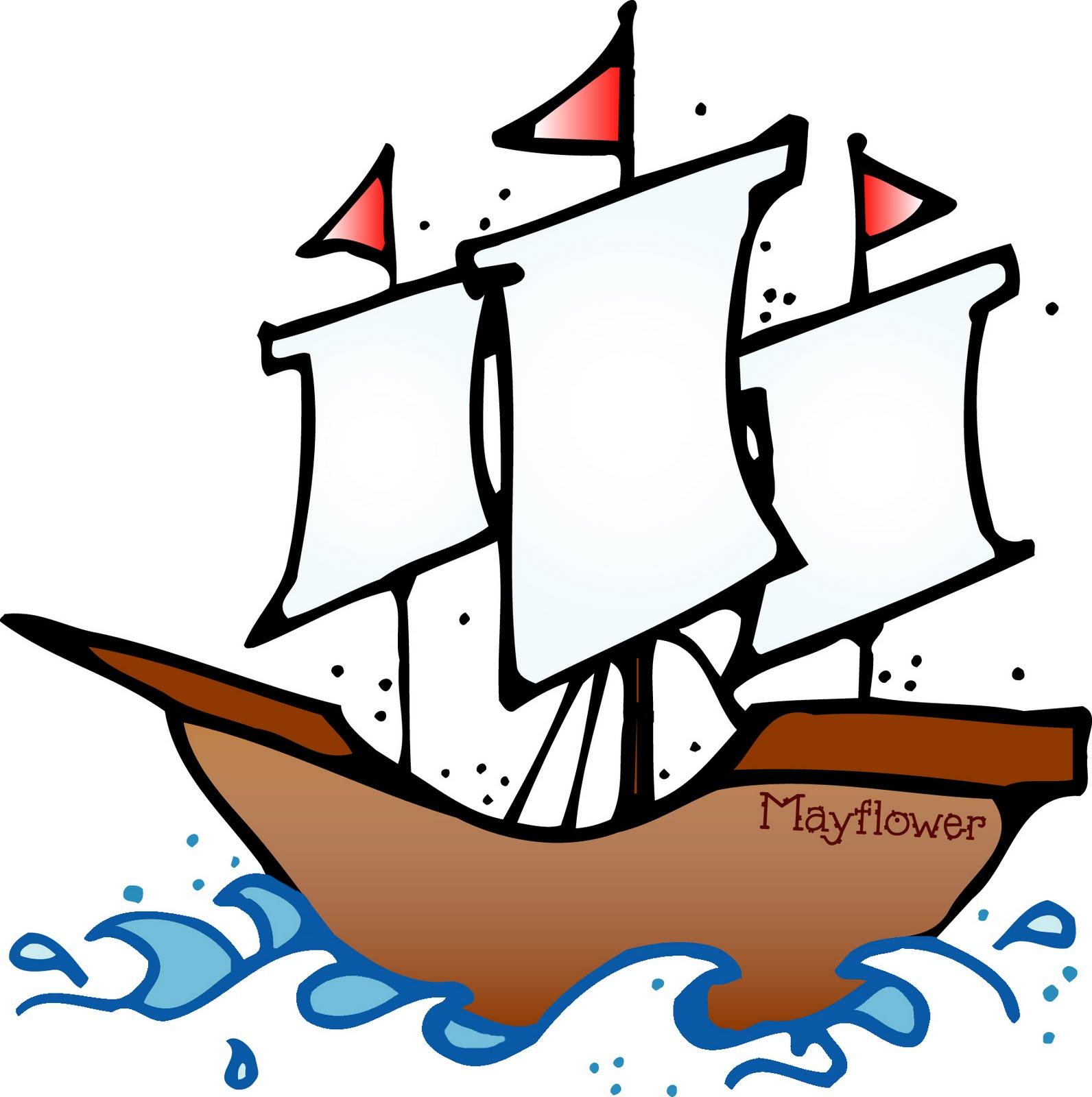 Pix For Mayflower Clipart
