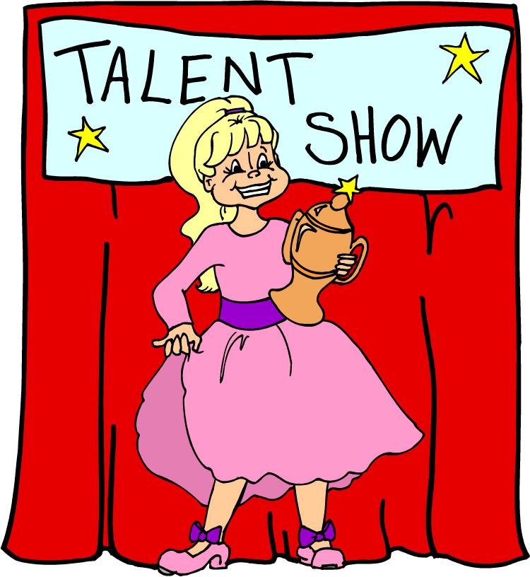 Pix For School Talent Show Clip Art