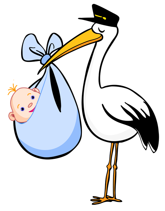 Pix For Stork Baby Png