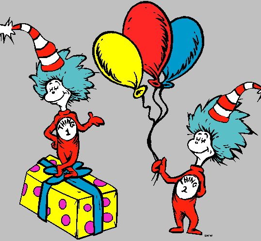 Pix For Thing 1 And Thing 2 Clipart-Pix For Thing 1 And Thing 2 Clipart-15