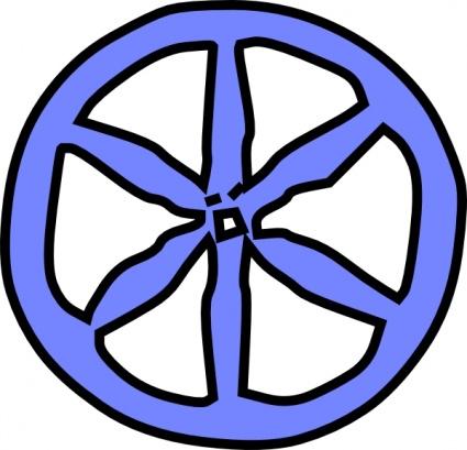 Pix For Wheels Clipart