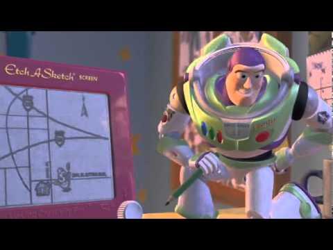 Pixar: Toy Story 2 - movie clip - Rescue-Pixar: Toy Story 2 - movie clip - Rescue Woody! (Blu-Ray promo)-13