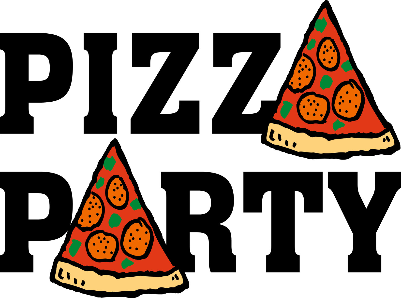 pizza party clipart-pizza party clipart-0