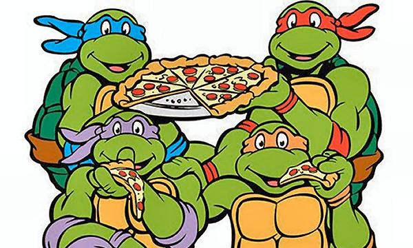 pizza party ninja% .