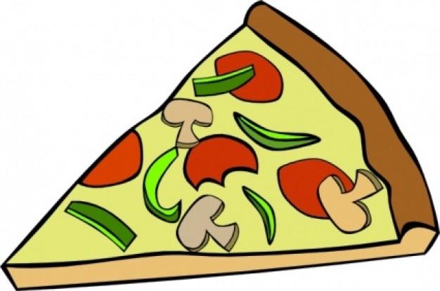 pizza slice clipart-pizza slice clipart-0