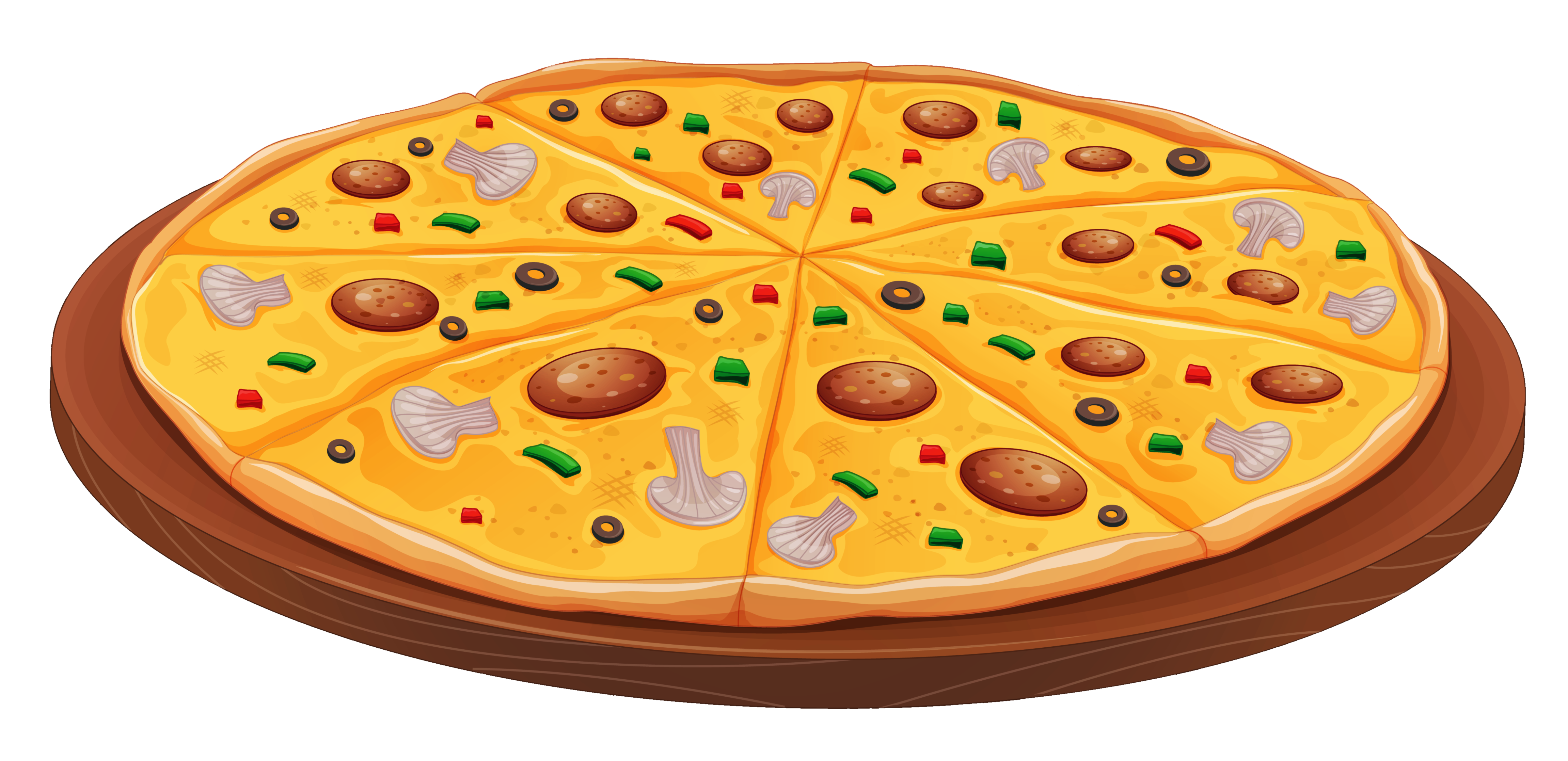 Pizza clip art free download clipart images 5