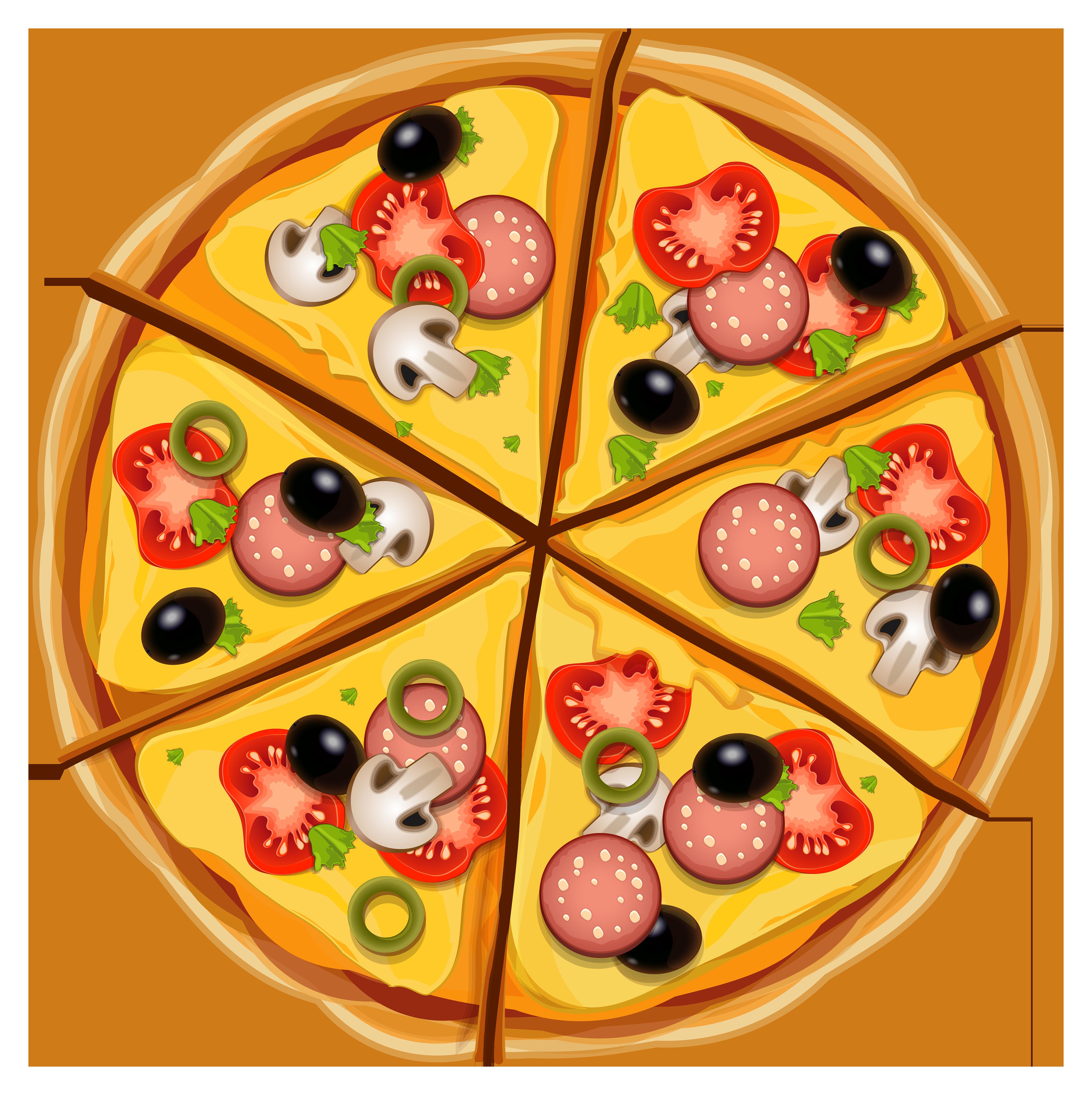 Pizza clipart web clipart