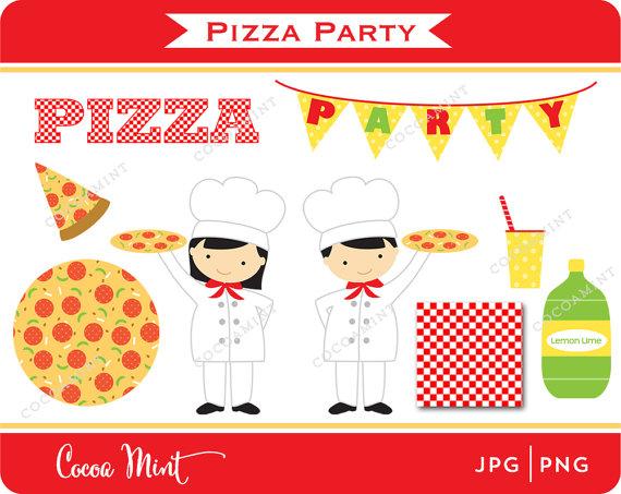 Pizza Party Clip Art-Pizza Party Clip Art-11