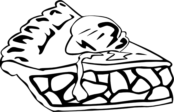 Pizza Pie Clipart Black And White Clipart Panda Free Clipart