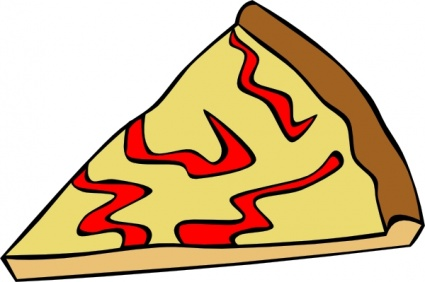 Pizza Slice Clip Art | Clipart library - Free Clipart Images