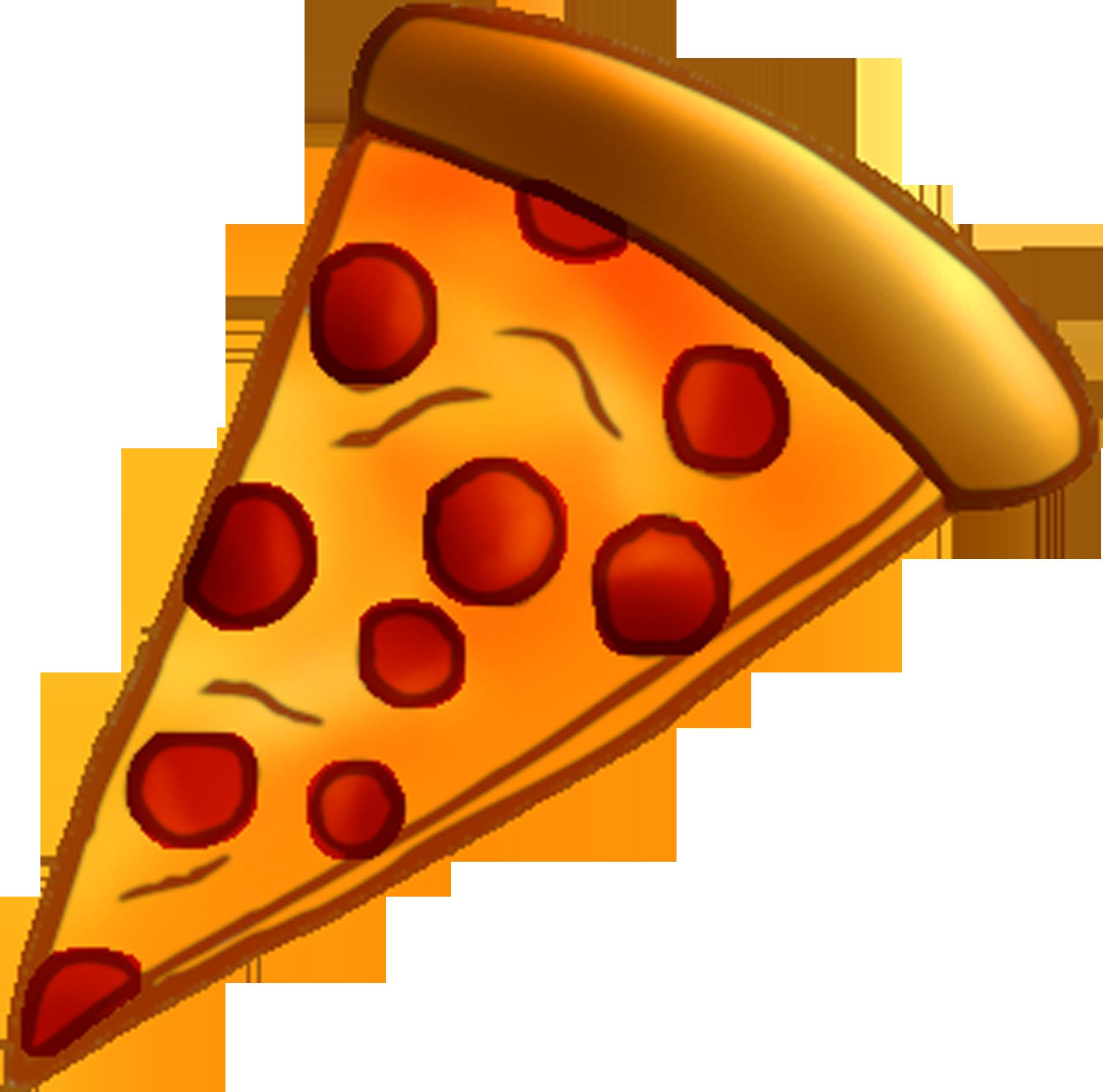 Pizza slice clip art free .