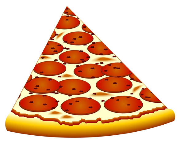 Pizza Slice Clipart Pizza Slice Free Clip Art