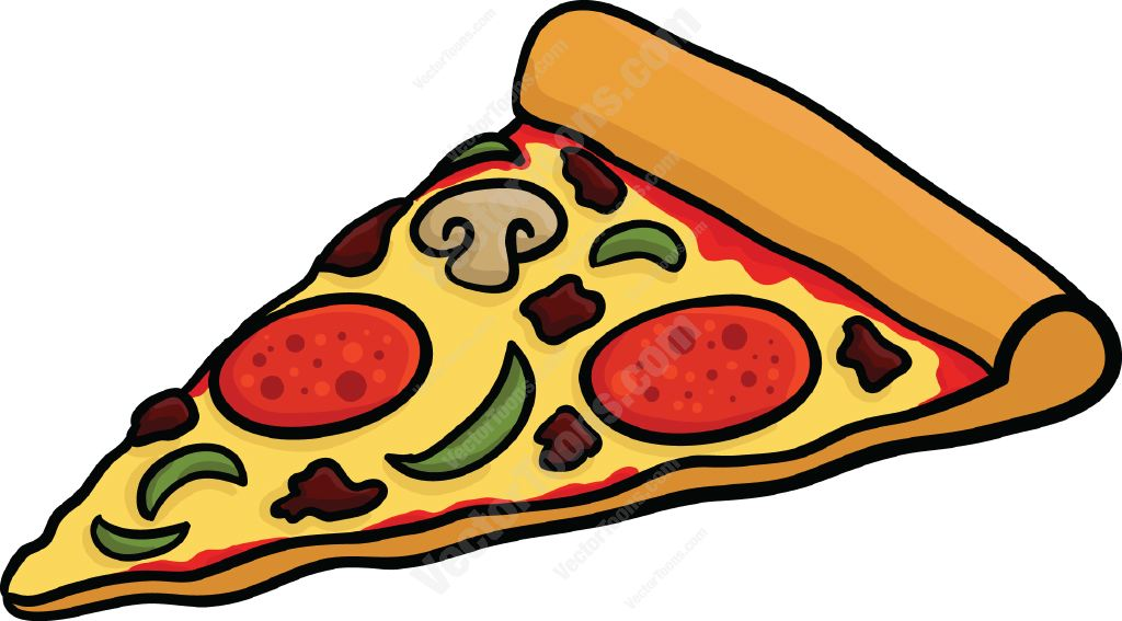 Pizza Slice Graphic-Pizza Slice Graphic-3