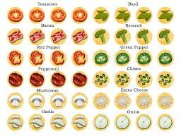 pizza topping clip art - Google Search