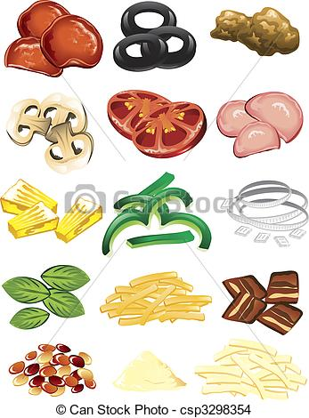 Pizza Toppings .-Pizza toppings .-16