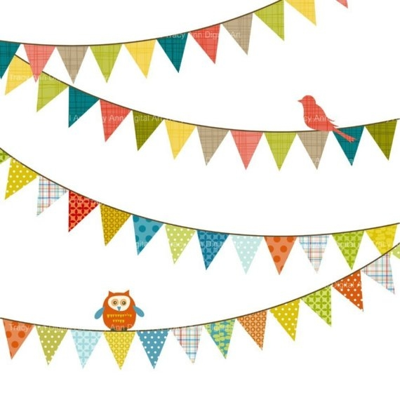 Plane Happy Birthday Banner Clipart. happy birthday banner%