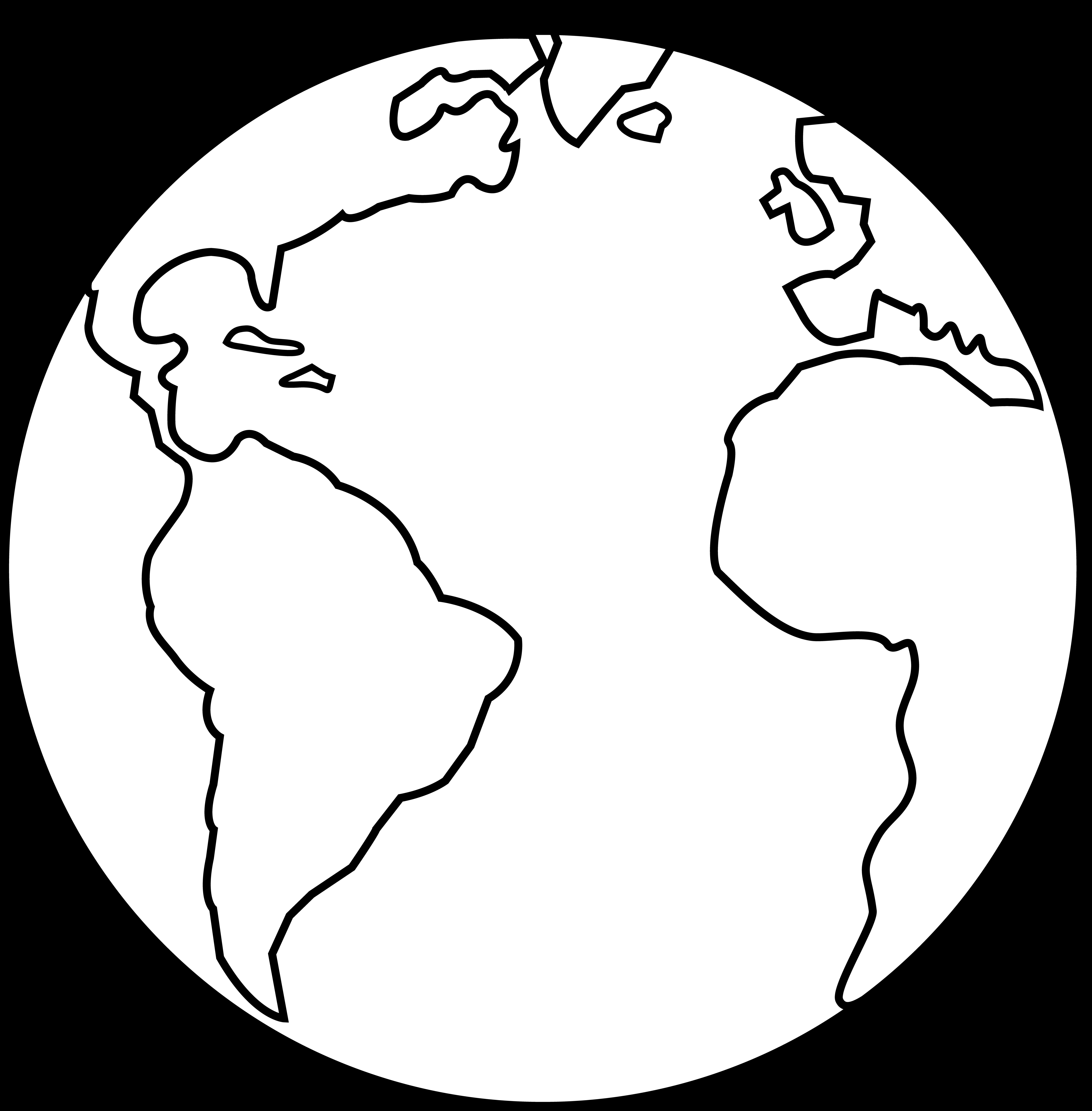 Planet Earth Clip Art-Planet Earth Clip Art-8
