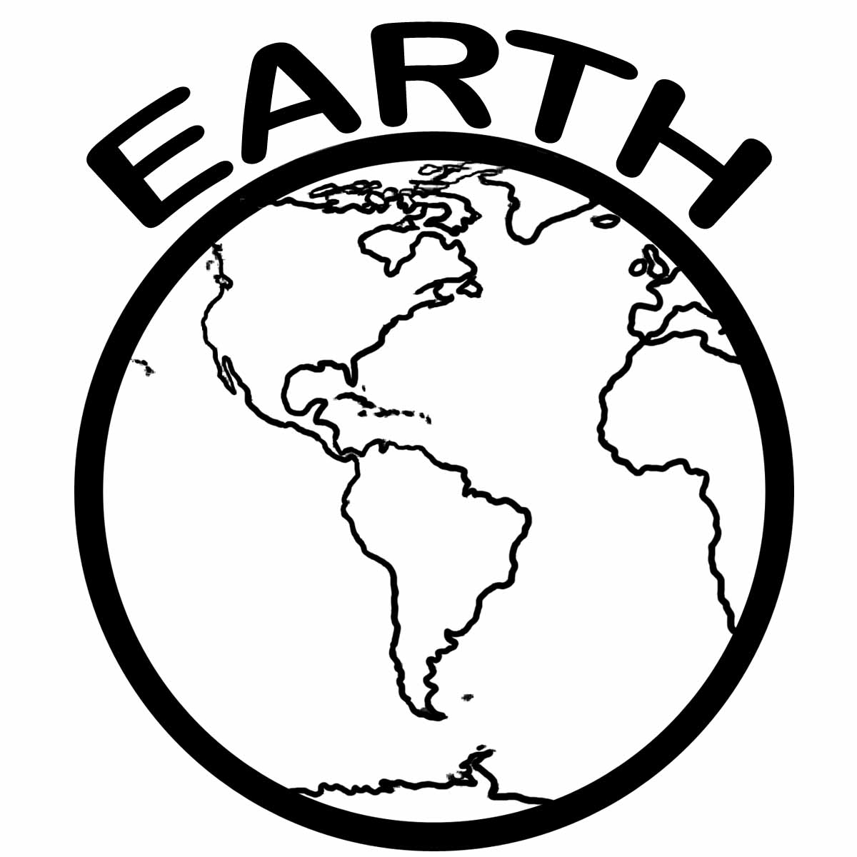 Planet Earth Coloring Pages-Planet Earth Coloring Pages-14