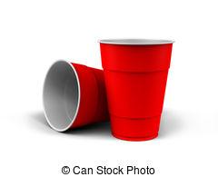 ... Plastic Cups - A render of generic p-... Plastic Cups - A render of generic plastic cups on white.-17