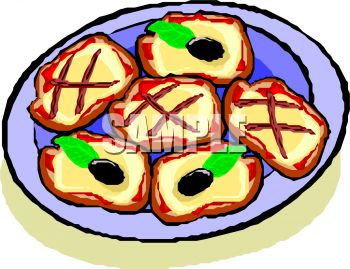 Plate Of Christmas Cookies Clipart-plate of christmas cookies clipart-10