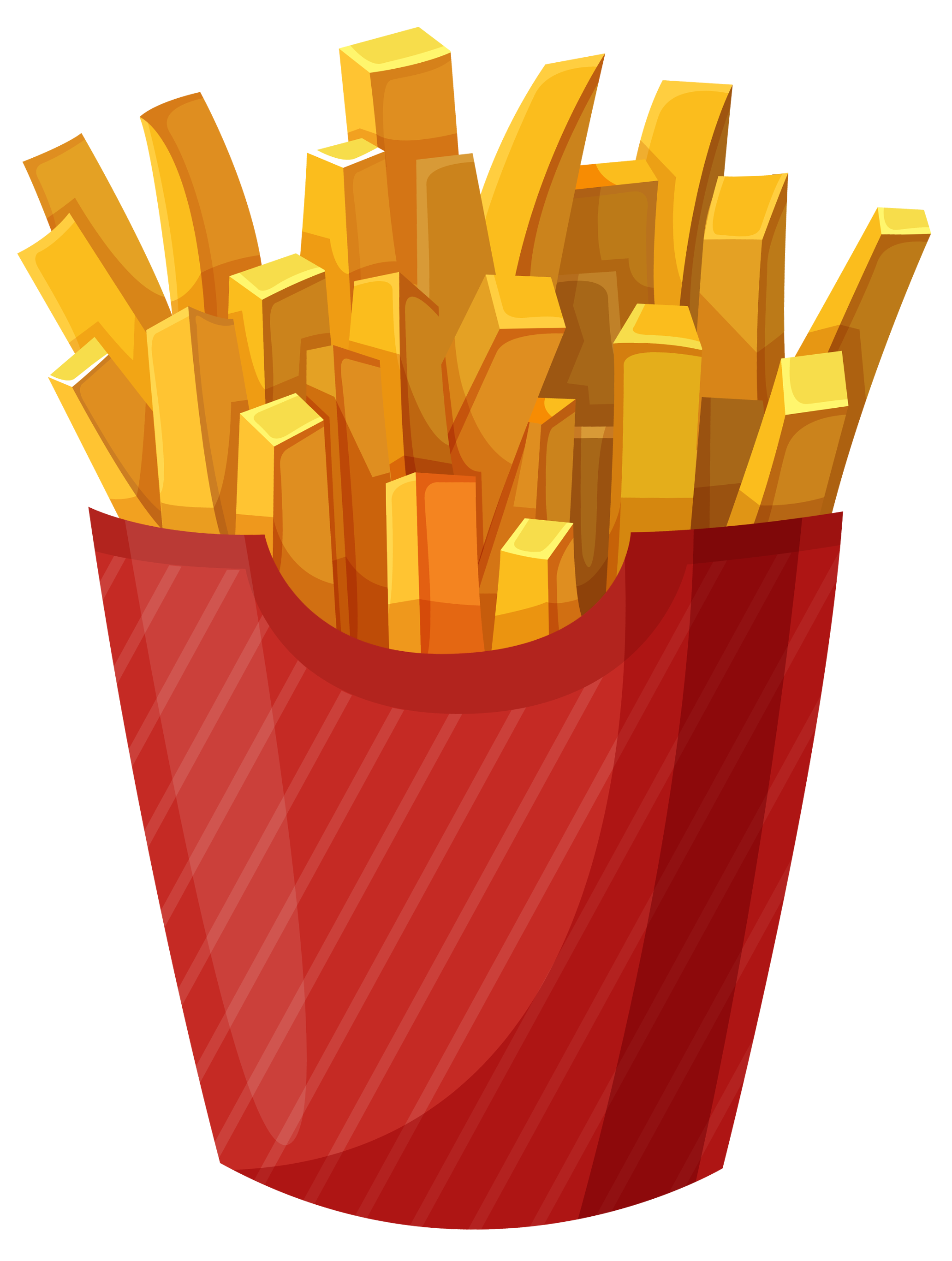 Plate Of French Fries Clip Art. View full size ?