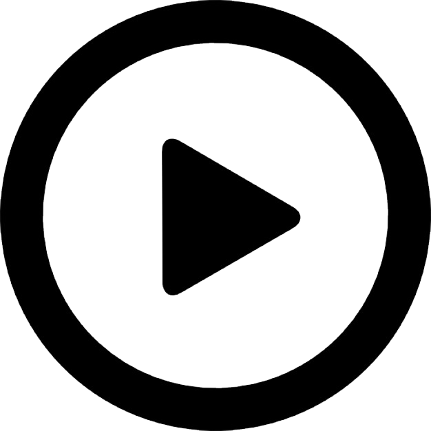 Play Button Transparent Background