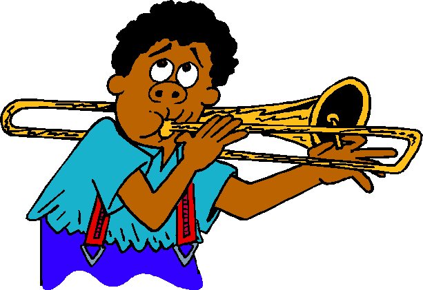 Play Instrument Talent Clipart