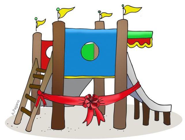 Playground clipart 4 3