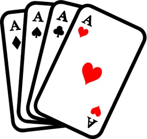 Playing Cards Clip Art