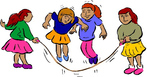 Playing children clip art-Playing children clip art-16