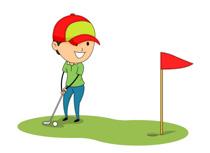 Playing Golf Size: 69 Kb-Playing Golf Size: 69 Kb-4