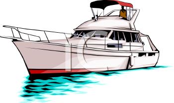 Pleasure Clipart 0511 1011 1623 3041 Pleasure Boat Yacht Clipart Image
