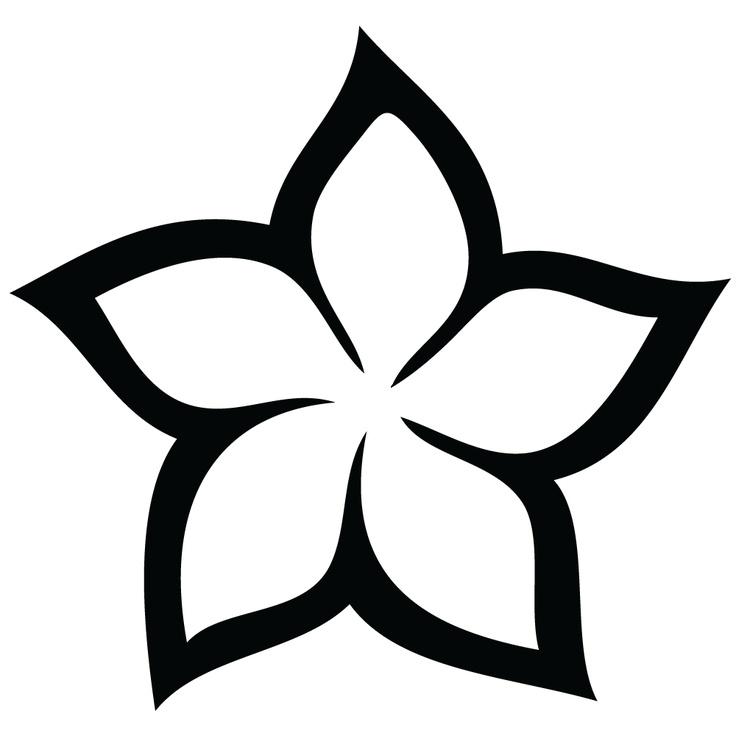 ... Plumeria Clip Art - clipartall ...