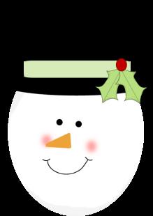 Png Snowman Hat Clip Art 292 X 320 31 Kb Jpeg Winter Snowman Clip Art