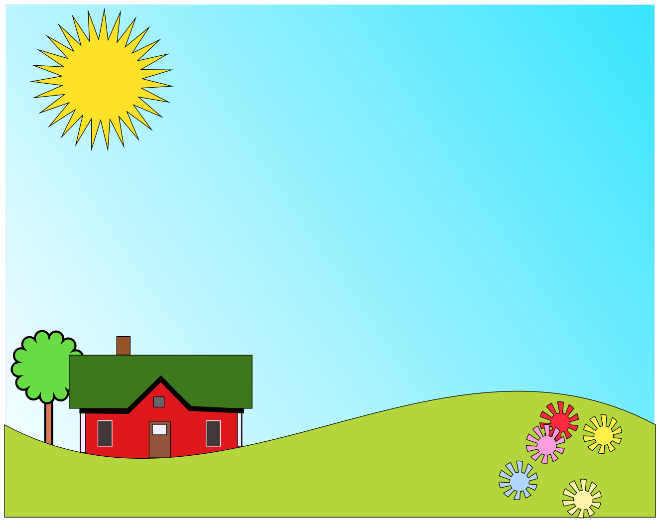 Png Sunny Day Cartoon 1920 X 1080 114 Kb Jpeg Sunny Day Cartoon 600 X
