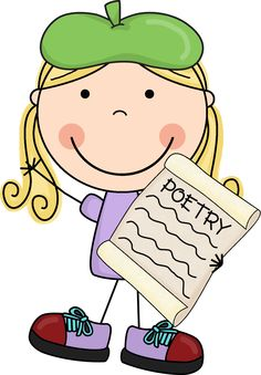 Poetry Clipart-Poetry Clipart-12